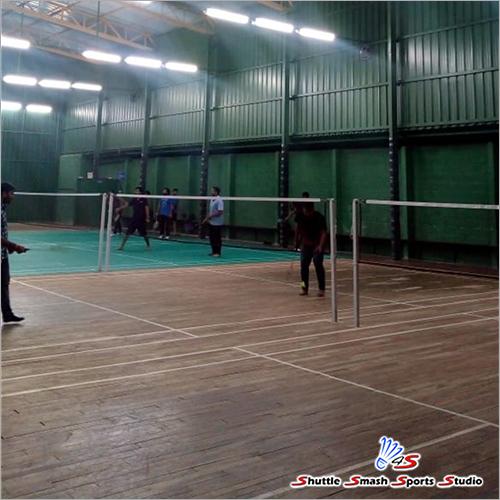 Indoor Sports Court Wooden Flooring