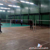 Indoor Sports Court Wooden Flooring