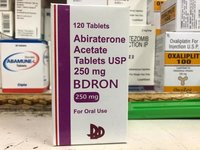 250mg Bdron Abiraterone Acetate Tablet
