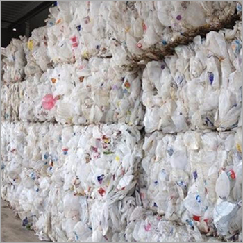 Mixed Plastic Scrap