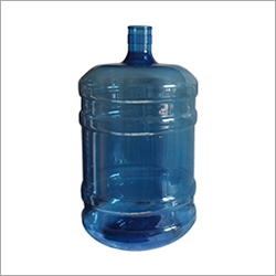 20 Ltr Pet Jar Blue Tone