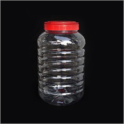 5 Ltr Pet Jar