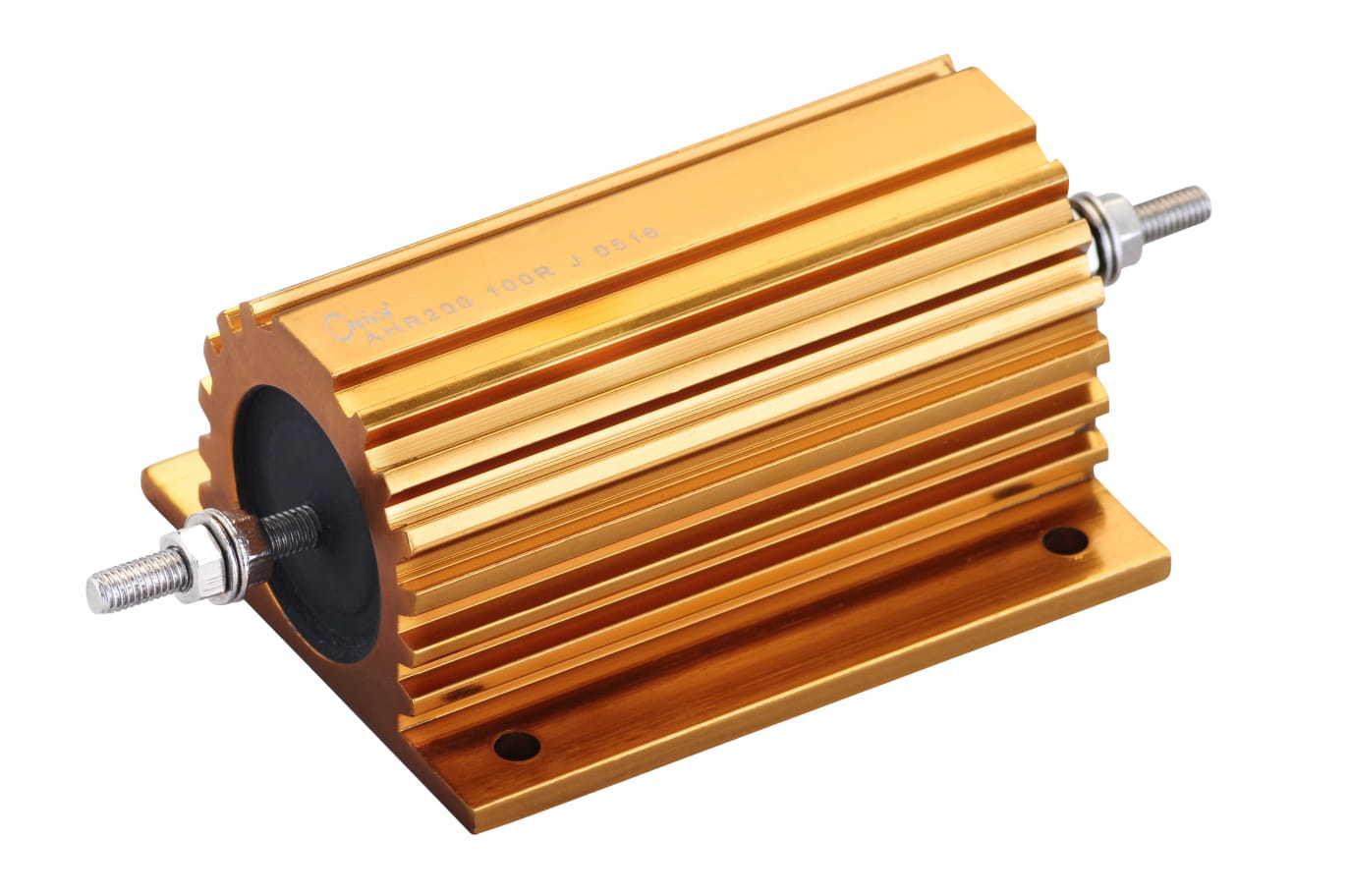 Aluminium Housed Power Resistor