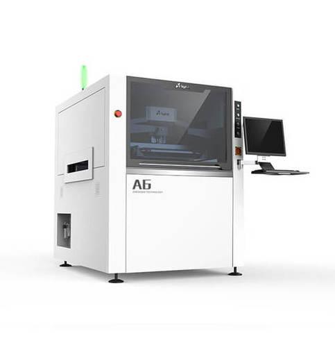A6 SMT Solder Paste Printer