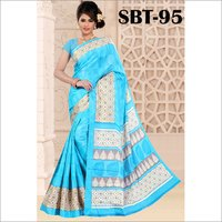 Light Silk Saree