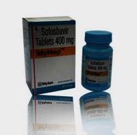 MYHEP Sofosbuvir Tablets400mg