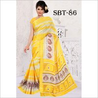 Fancy Light Weight Silk Saree