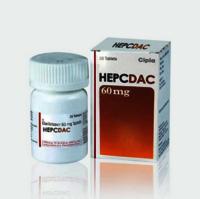 HEPDAC Daclatasvir 60mg