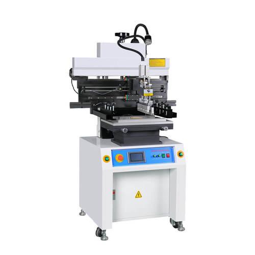 Semi-Auto SMT Stencil Printer Machine for PCB Assembly line