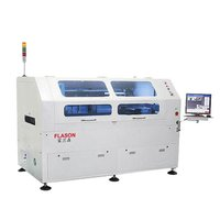 Automatic 1200mm Solder paste printer for SMT assembly line