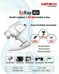 EzRay Air Portable X-Ray