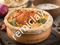 Clay Veg Biryani Recipe