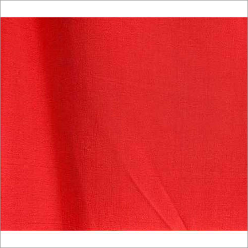 Red Jersey Fabric