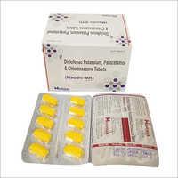 Diclofenac Potassium Chlorzoxazone Tablet
