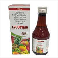 Lycopene Multivitamins Antioxidant Syrup