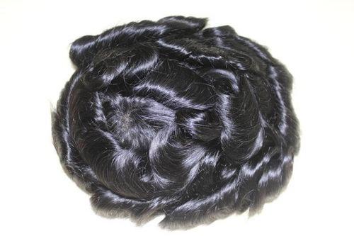 Men's Toupee Patch Hair
