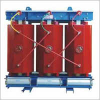 Three Phase Cast Resin Dry Type Transformer