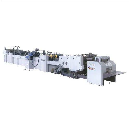 Automatic Sheet-feeding Paper Bag Making Machine