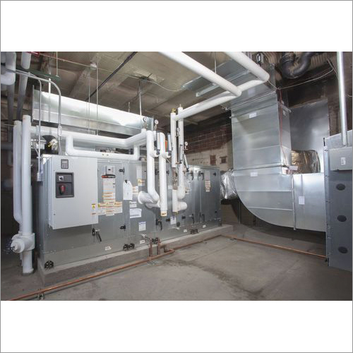 industrial High Velocity Air Conditioning System