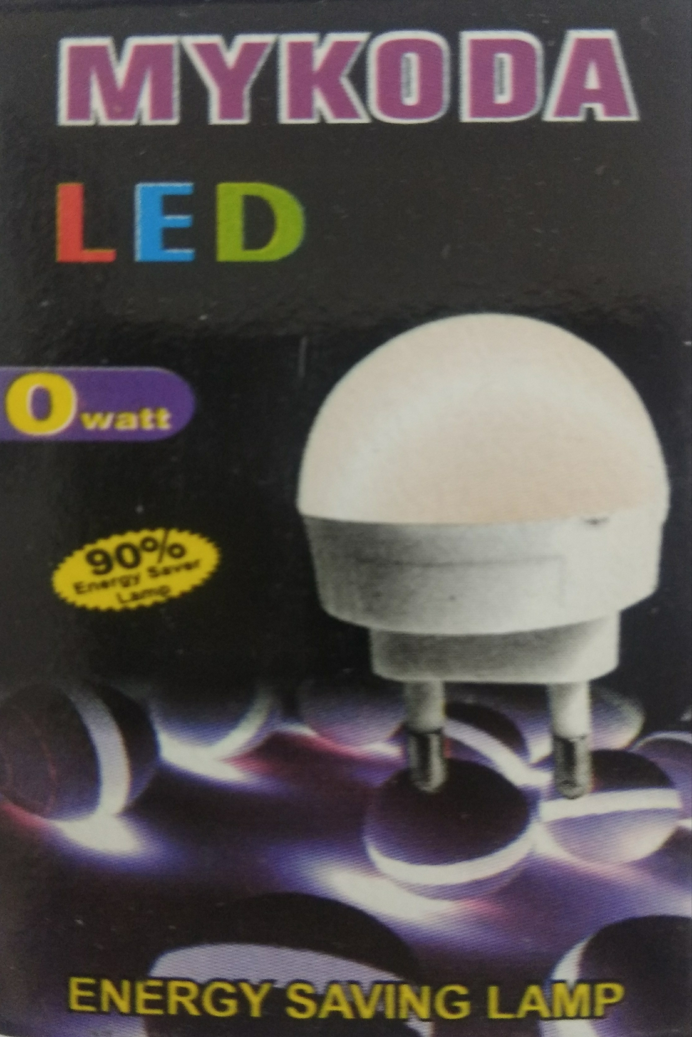 Plug and play LED