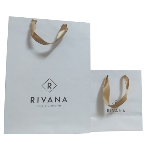 Jewellery Shopping Paper Bag