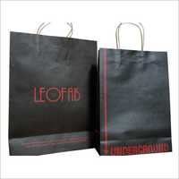Logo Printed Paper Bag
