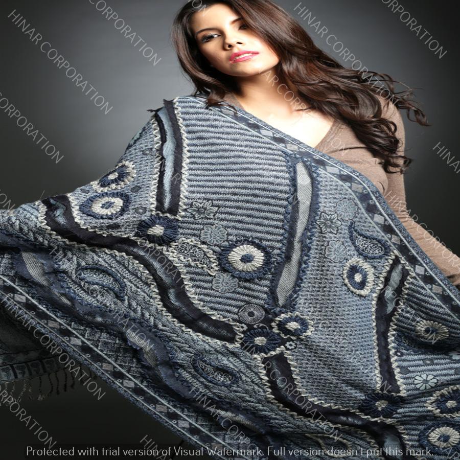 Wool Fabric Shawl
