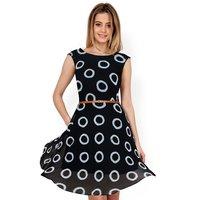 Ladies Georgette Western Dress