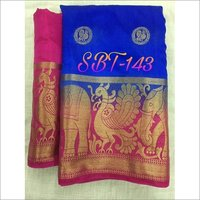FLOWER BUTTA SAREE