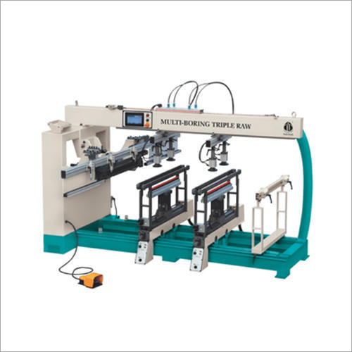 Multi Head Boring Machine