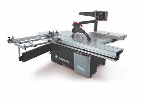 WA8 Panel Saw Machine