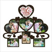 Sublimation Photo Collage Frame
