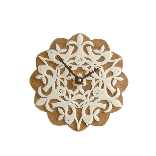 Sublimation Fancy Wall  Clock