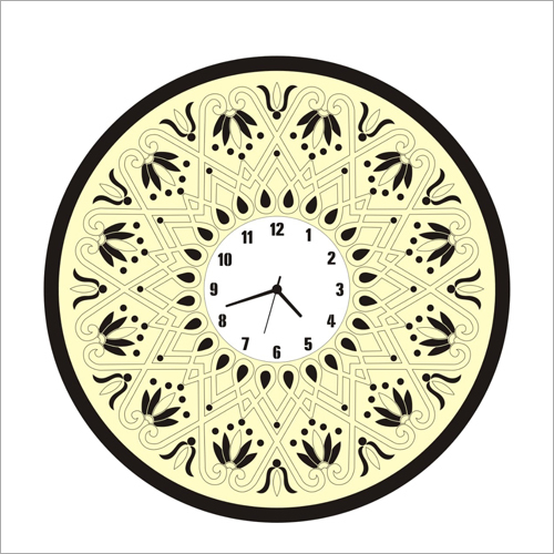 Sublimation Round Wall Clock