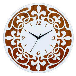 Sublimation Printed Wooden Clock