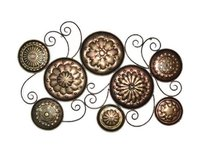 Jona Home Decor Art Iron Wall Hanging