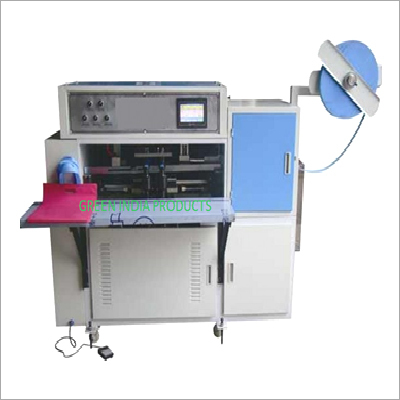Bag Handle Making Machine