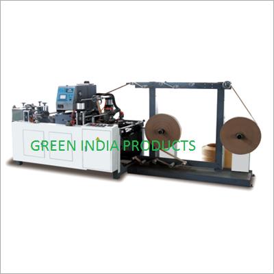 Shopping Handle Bag Making Machine