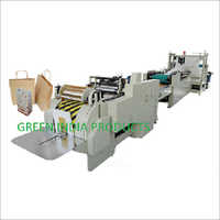 Disposable Carry Bag Making Machine