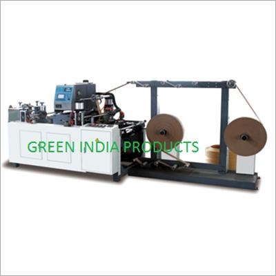 Twisted Paper Rope Making Machine