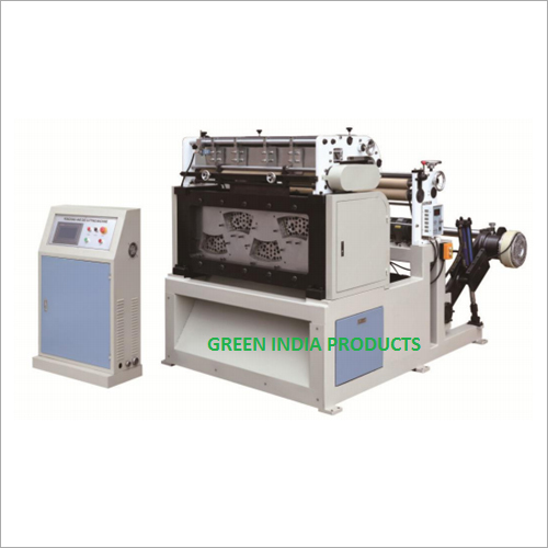Sheet And Fabric Cutting Machine