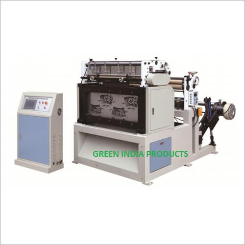 Paper Cup Sheets Cutting Machine