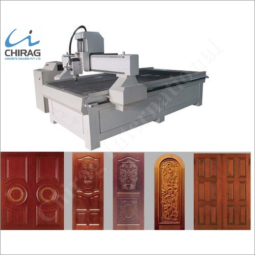 Heavy Duty CNC Wood Router