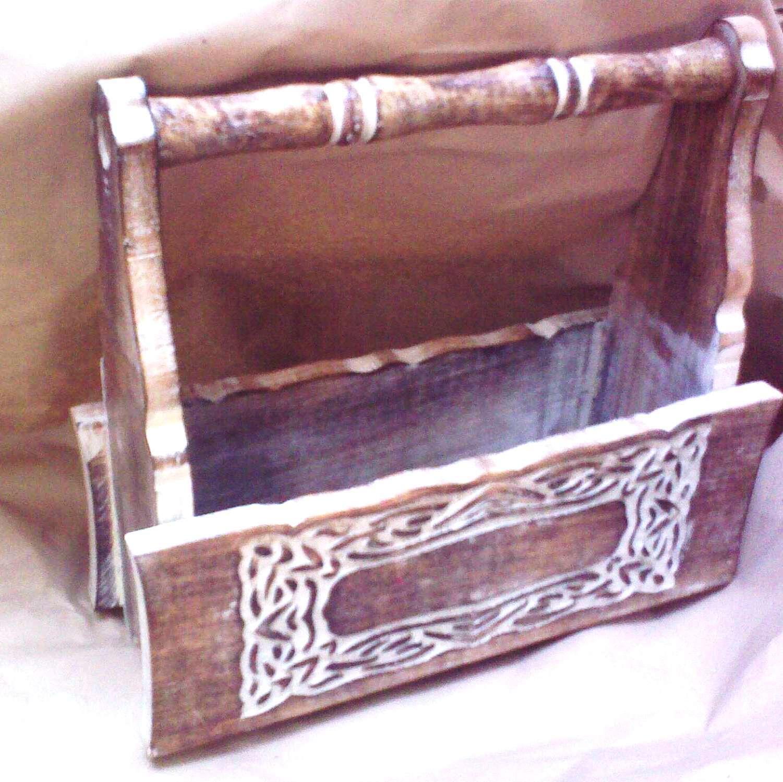 Decorative Wooden Photo Frame
