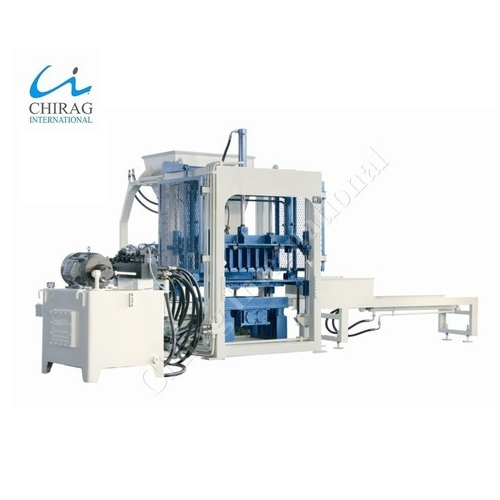 Hydraulic Blocks Machine