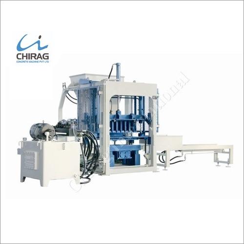 Hydraulic Blocks Machine