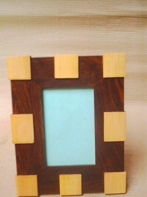 Sheesham Wood Photo Frame