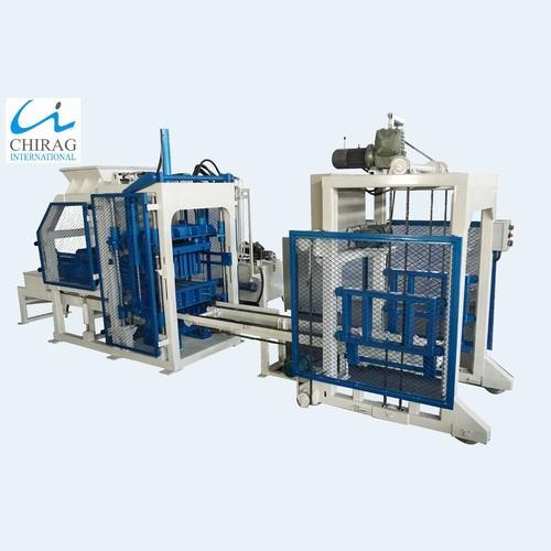 Concrete Paving Block Machine