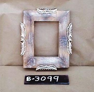 Wooden Single Photo Frame