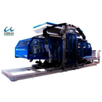 Multi Material Concrete Block Making Machine
